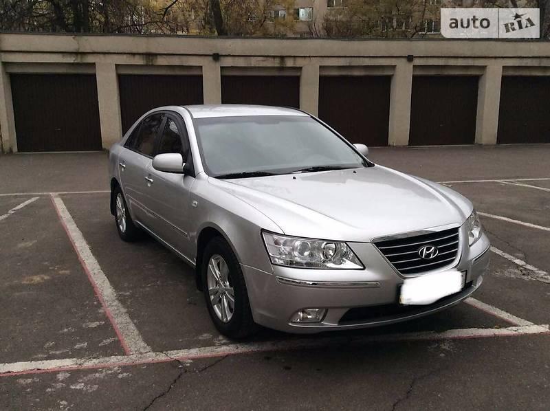 Hyundai Sonata 2008 року