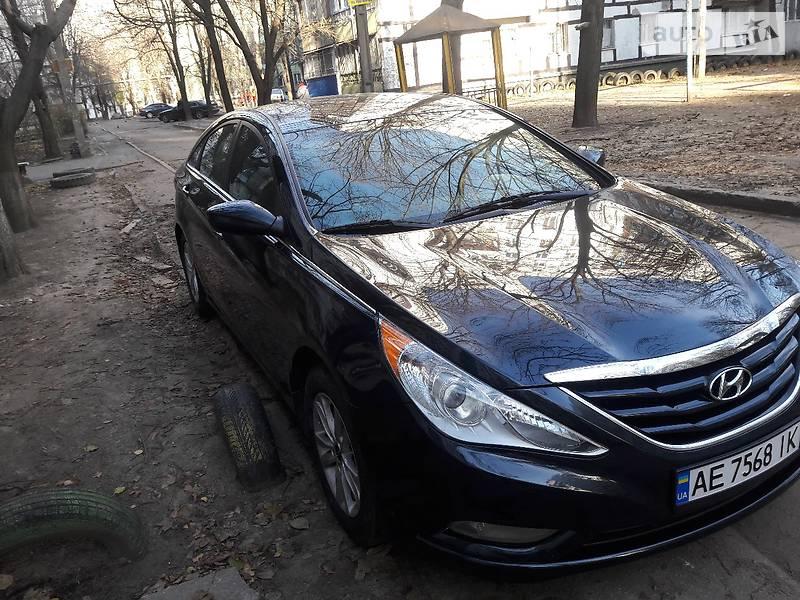 Hyundai Sonata 2013 року