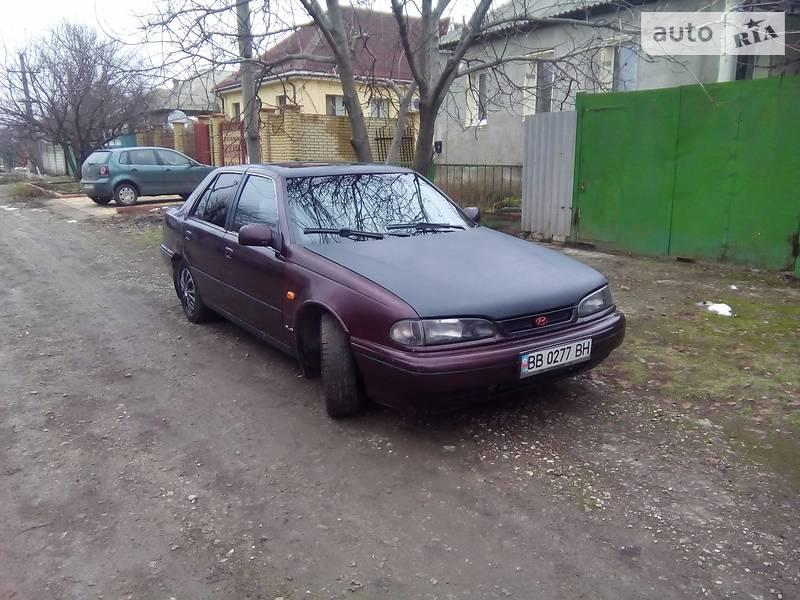Hyundai Sonata 1992 року