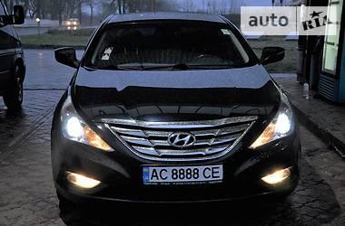 Hyundai Sonata 2.4i 2012