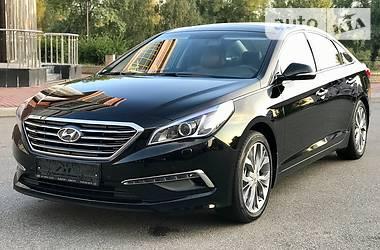 Hyundai Sonata TOP NAVI 2017