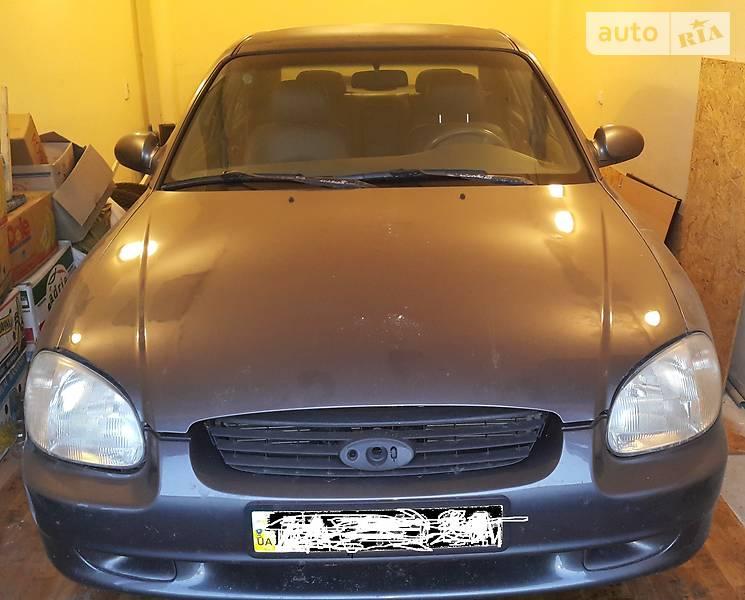 Hyundai Sonata 2001 року