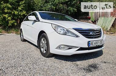 Hyundai Sonata brilliant smart LPI 2014