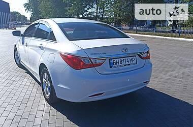 Hyundai Sonata lpi 2014