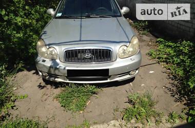 Hyundai Sonata GLS V6 2.7 2004