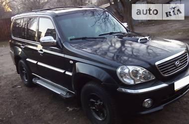 Hyundai Terracan 2.5 TD 2001
