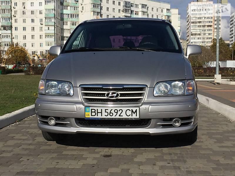 Hyundai Trajet 2005 року