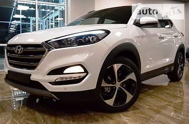 Hyundai Tucson 1.6 T-GDi 4WD  7DCT  2017