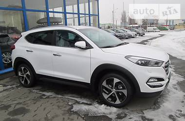 Hyundai Tucson 1.6-Turbo Top AT 2016