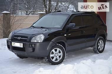 Hyundai Tucson 2.7i 2005