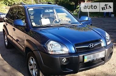 Hyundai Tucson 2.7i 2009