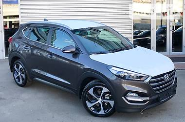 Hyundai Tucson NAVI 2016