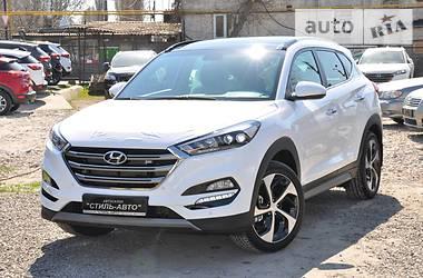 Hyundai Tucson CRDI TOP PANORAMA    2017