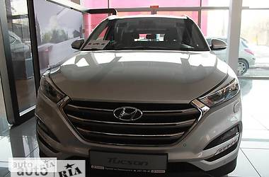 Hyundai Tucson 2.0 AT (155 л.с.) 4W 2016