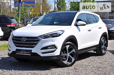 Hyundai Tucson TOP NAVI Panorama 2017