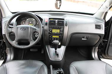 Hyundai Tucson FULL//4WD//EXCLUSIVE 2009