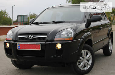 Hyundai Tucson FULL//4WD//EXCLUSIVE 2009