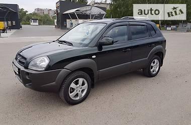Hyundai Tucson 2.7i 2007
