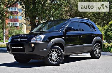 Hyundai Tucson *4x4*Gaz EVRO 4*  2007