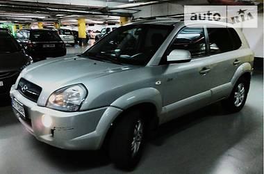 Hyundai Tucson 2.0 crdi 4x4  2008