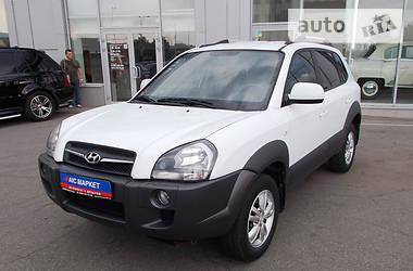 Hyundai Tucson 2.0i 2011