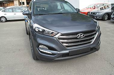 Hyundai Tucson TOP Korea 2017