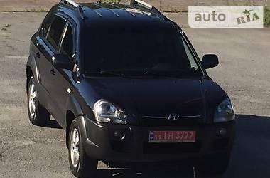 Hyundai Tucson 4-4 2009