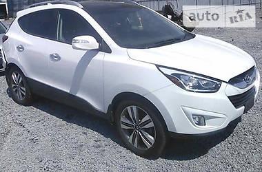 Hyundai Tucson LIMITED 2015