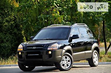 Hyundai Tucson  Maksimal 4х4 2008