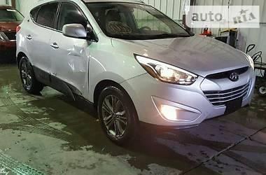 Hyundai Tucson 2.4L 4 2014