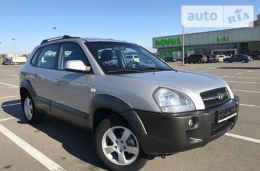 Hyundai Tucson 2.0i LPG 2007