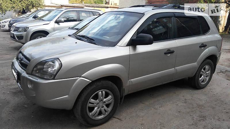 Hyundai Tucson 2008 року