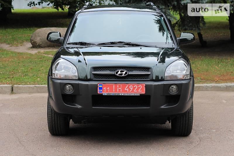 Hyundai Tucson 2007 року