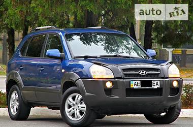 Hyundai Tucson 4WD  2007