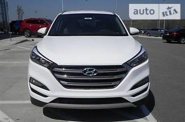 Hyundai Tucson Navi Panorama 2017