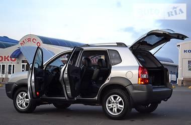 Hyundai Tucson 4WD-MAXIMAL//OFICIAL 2009