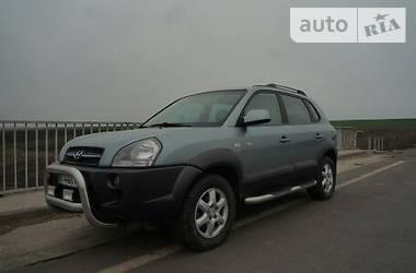 Hyundai Tucson 2.0i 2005