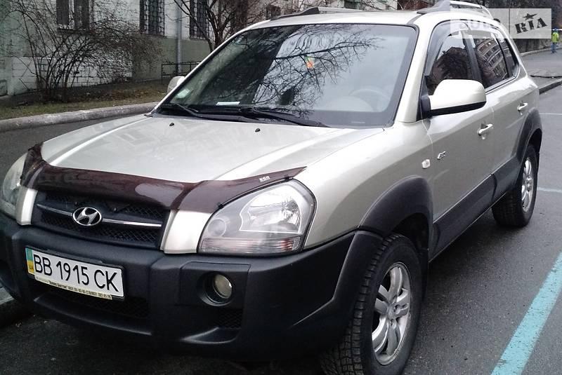 Hyundai Tucson 2006 року