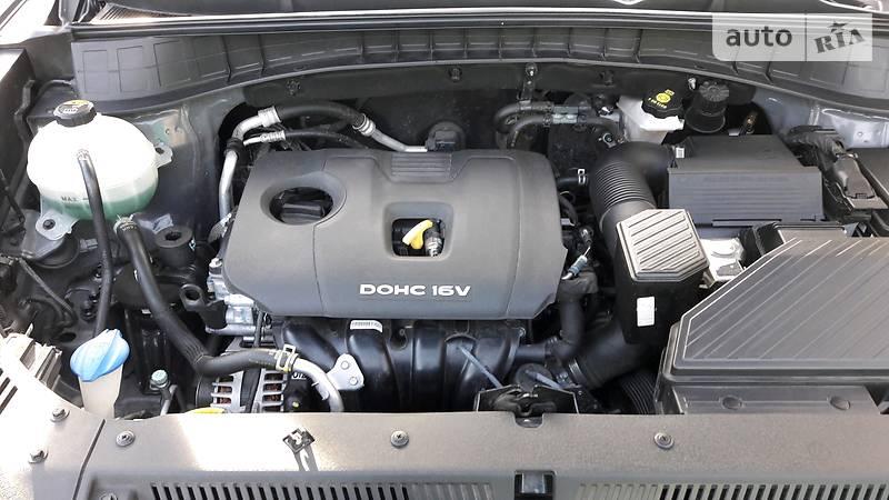 Hyundai Tucson 2016 року