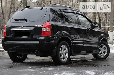 Hyundai Tucson //KOREYA//CAS-IV//4-WD// 2010