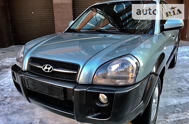 Hyundai Tucson 2.0i IDEAL 2008