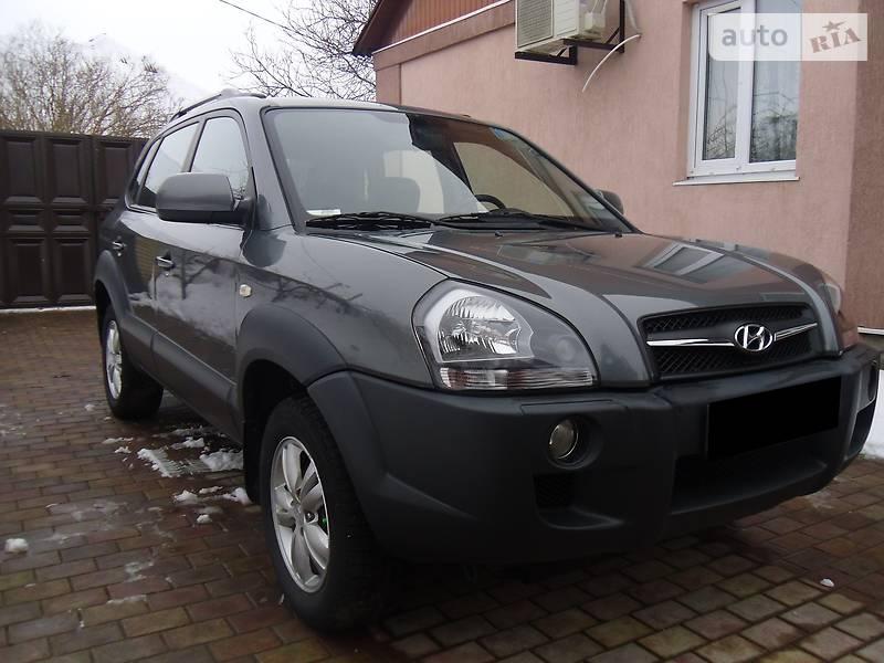 Hyundai Tucson 2011 року
