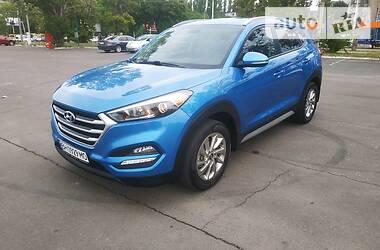 Hyundai Tucson limited avd 2017