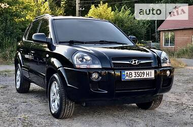 Hyundai Tucson  Edition Plus 2009