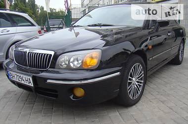 Hyundai XG 3.0i АКПП 2001
