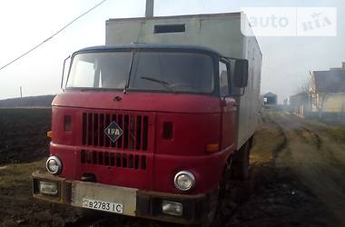 IFA (ИФА) B-50  1991