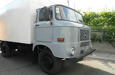 IFA (ИФА) W50 W50L 1989