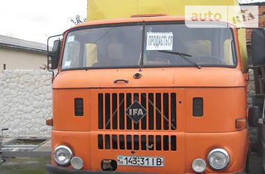 IFA (ИФА) W50  1988