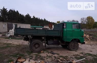 IFA (ИФА) W60  1989