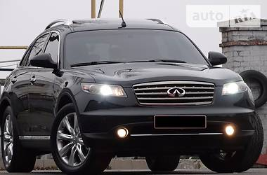 Infiniti FX 35 GAZBENZIN 2008